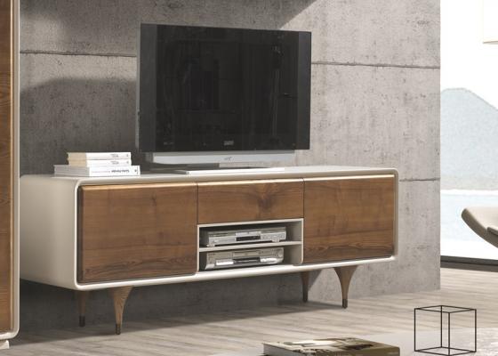 Mueble T.V . Mod: NORDIC 452R