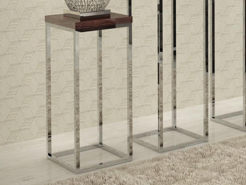 Columna pedestal, mod: INOX