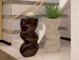 Columna pedestal, mod: FORMAS