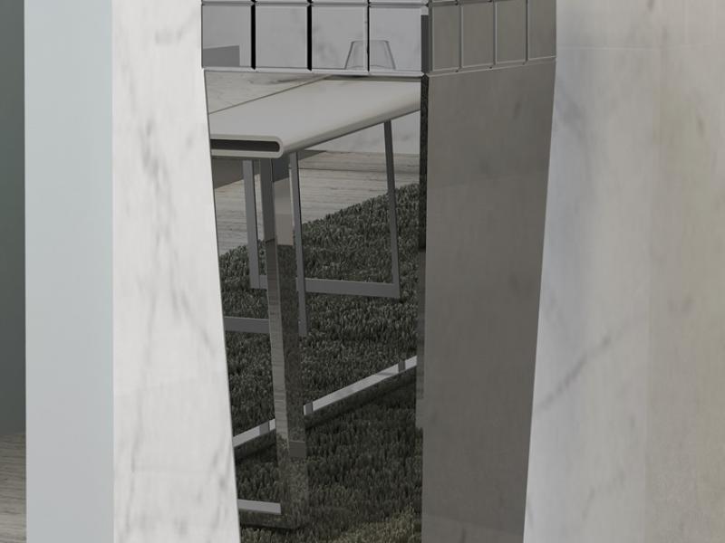 Columna pedestal, mod: TOTEM