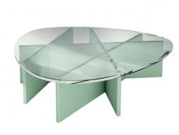 Mesa de centro. Mod: PANAL