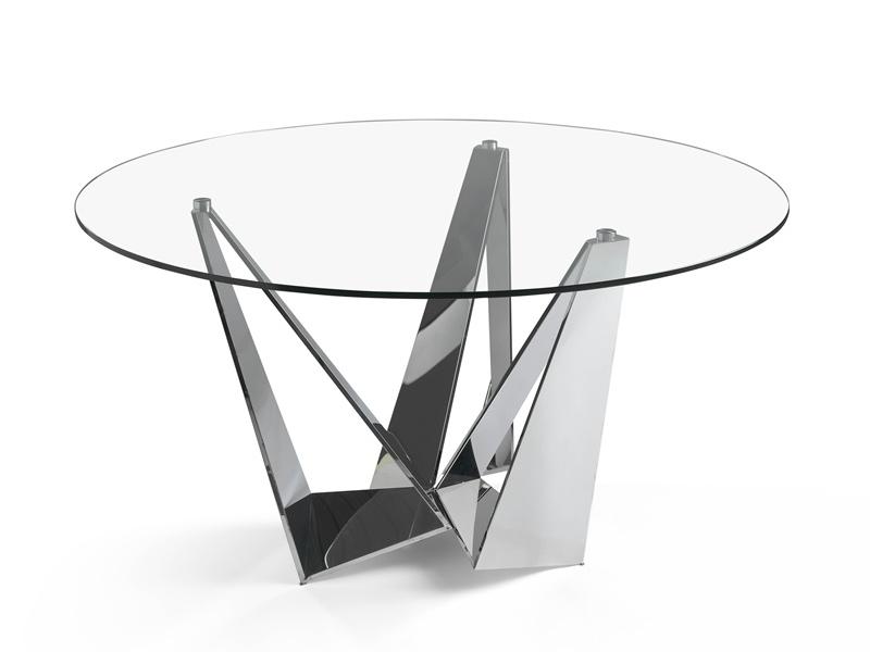 Mesa de comedor redonda, mod: FLORENCIA REDONDA