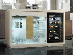 Mueble vinoteca. Mod: CAVA