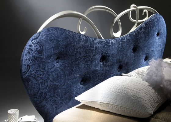 Cabecero tapizado. Mod: SYROS