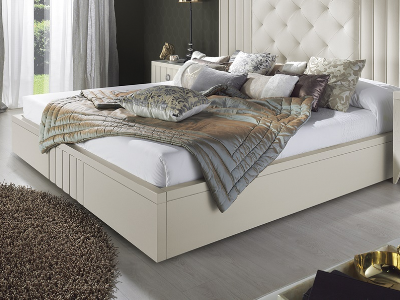 Base  de cama. Mod: LOYRA