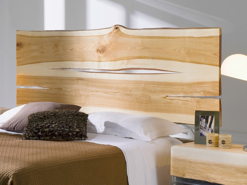 Cabecero madera. Mod: AMBAR