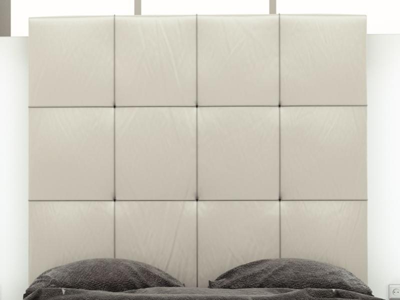 Cabecero plaf�n tapizado.Mod: ATHENEA