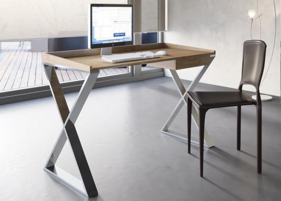 Mesa escritorio con un cajón. Mod.EKIS
