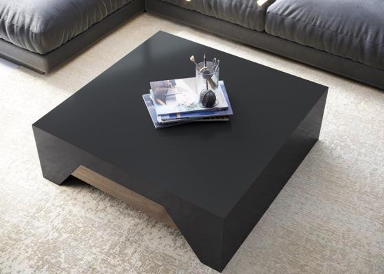 Mesa de centro lacada. Mod: DIAGONAL