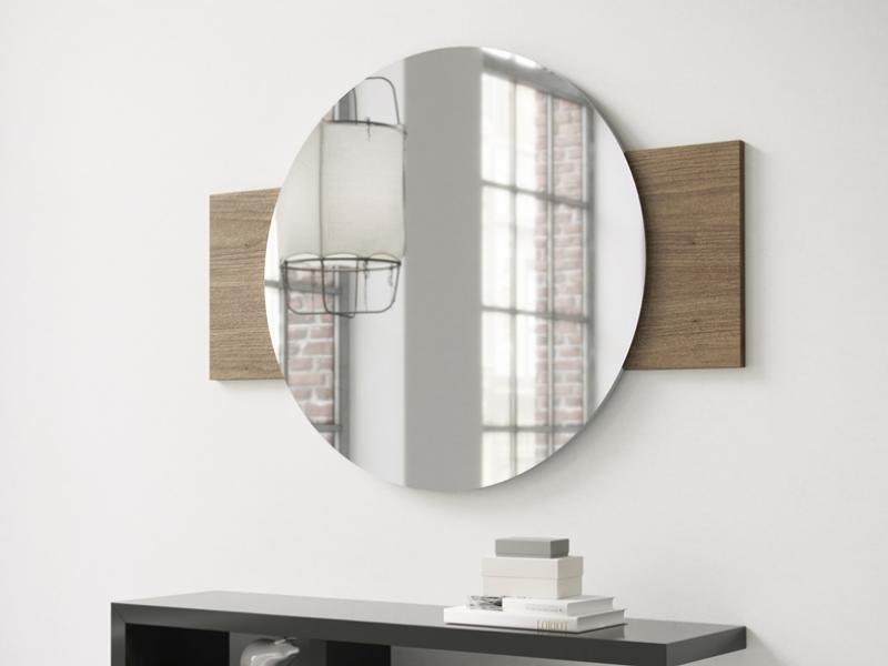 Conjunto de consola y espejo. Mod: LUKKA