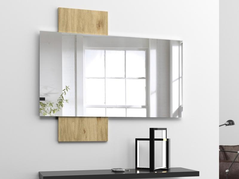 Conjunto de consola y espejo. Mod: LICCIA