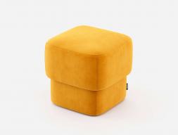 Pouff tapizado. Mod: ENMA
