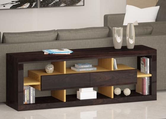 Mueble detrás del sofá, mod: NATHALIE