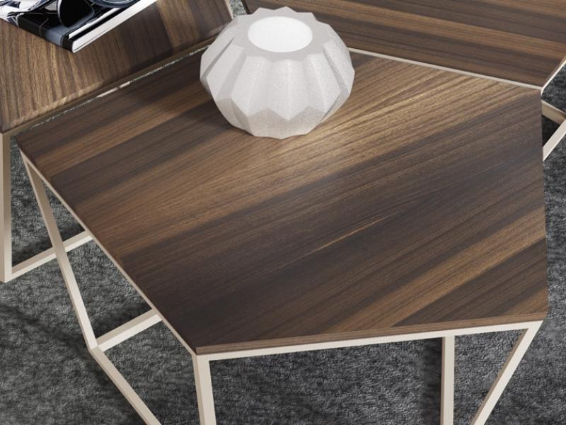 Mesa de centro modular. Mod: APE