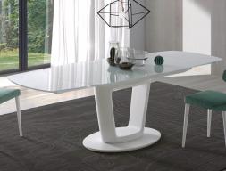 Mesa de comedor extensible. Mod: AGNES