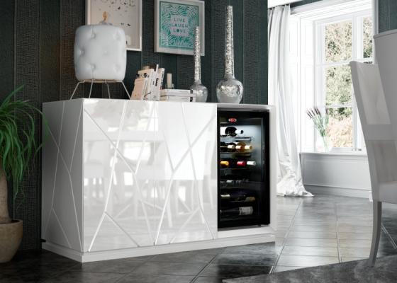 Mueble vinacoteca. Mod: NAUGE