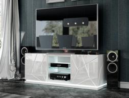 Mueble T.V de diseño. Mod: NAUGE