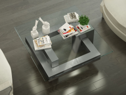 Mesa de centro de diseño. Mod: AGHATA