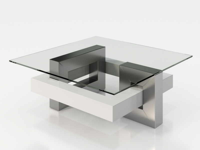 Mesa de centro de dise�o. Mod: AGHATA