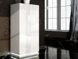 Sinfonier lacado de 5 cajones y luz led.Mod: NAUGE LED