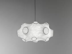 Lámpara de techo. Mod. OCTOPUS