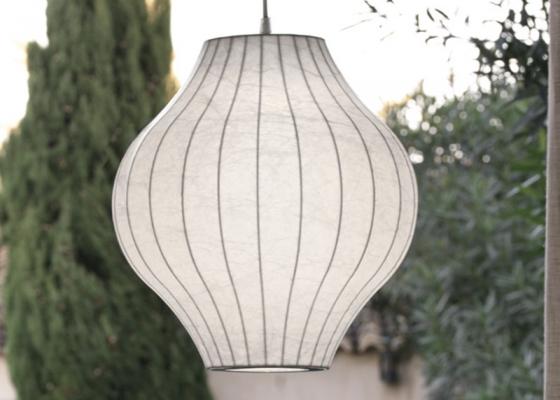 Lámpara de techo. Mod. SABLIER