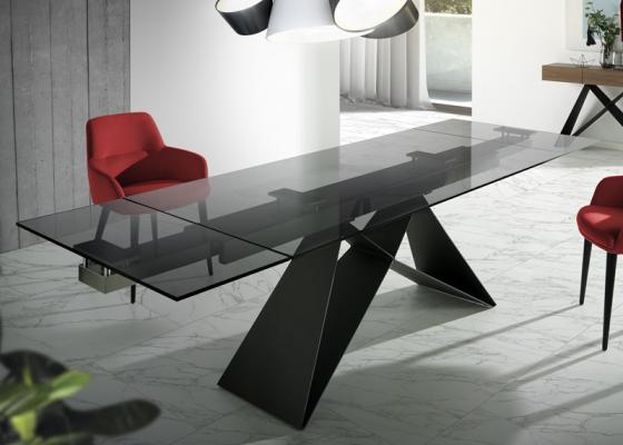 Mesa de comedor extensible.Mod: MOON