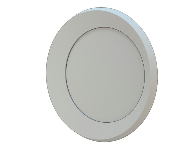 Espejo circular lacado. Mod: PIETRO