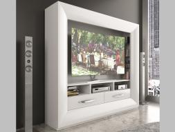 Mueble TV lacado. Mod: DALIA