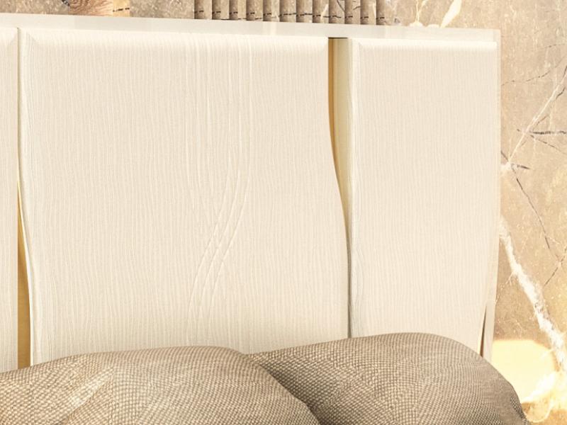 Cabecero lacado y tapizado. Mod: ESSENCE