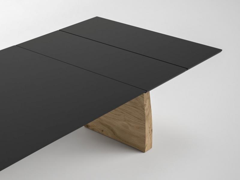 Mesa de comedor extensible, mod: ASPEN