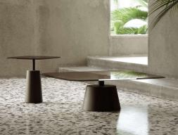 Mesa de rincón de diseño.Mod: IVETTE