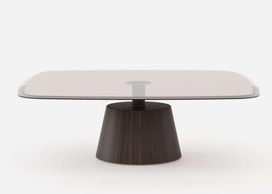 Mesa de centro de diseño.Mod: IVETTE