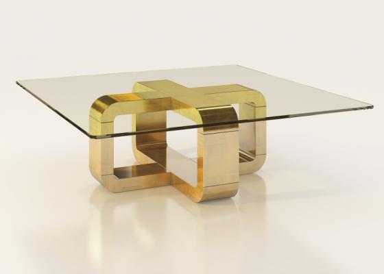 Mesa de centro de diseño. Mod: ANTARA
